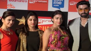 SIIMA 2015 - South Indian International Movie Awards Press Meet - Rana Daggubati, Kriti Sanon