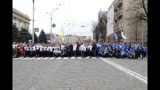 Представники ХНУВС взяли участь у VІ Харківському міжнародному марафоні