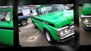 [1960 Ford F100 for Sale - Classic Car]
