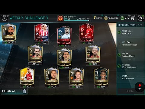 CLAIMING CENGIZ UNDER IN FIFA MOBILE!! SQUAD BUILDING CHALLENGES TIPS AND TRICKS!!SBC EXPLAINED!!