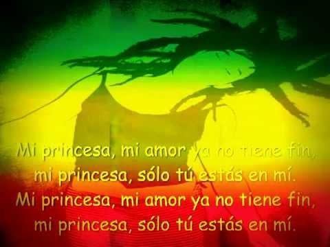 letra de mi princesa: