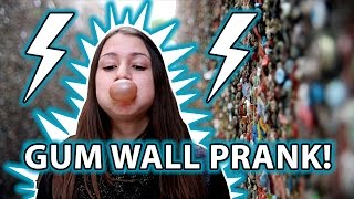 SHOCKING Gum Prank!