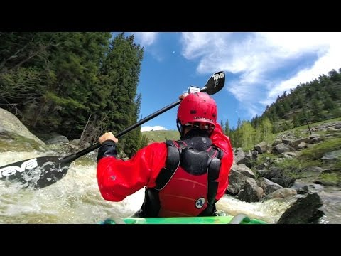 GoPro: Steep Creek with Rush Sturges - GoPro Mountain Games 2014