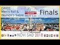 European Championships 2018 Novi Sad Day01 Finals