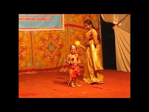 Bal Hanuman - Aaditya Kasare performing first time at the age of two. Happy Republic Day
