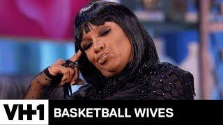 Evelyn Breaks Down In Tears | Basketball Wives