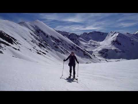 Vídeo de ascensión y descenso del Canigó