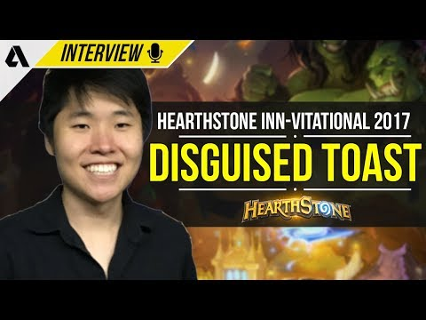 Disguised Toast / Alliestrasza / Ant Press Conference | Hearthstone Inn-vitational Blizzcon 2017