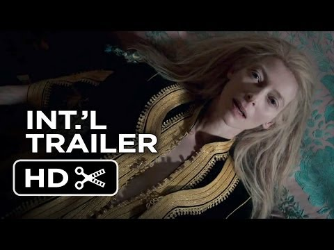 Only Lovers Left Alive International Trailer #1 (2013) - Tilda Swinton Horror Movie HD