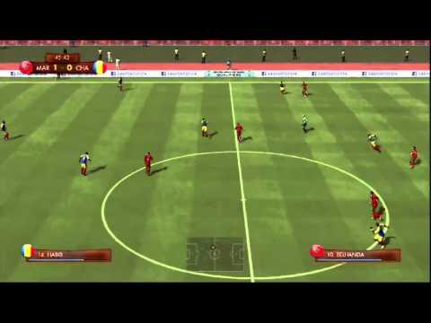 FIFA Digital World Cup 2014 Qualification: Morocco - Chad