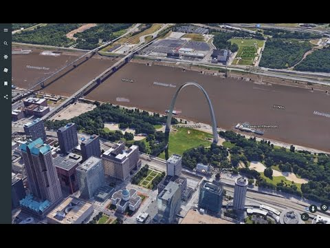 Google Earth unveils new 3D features