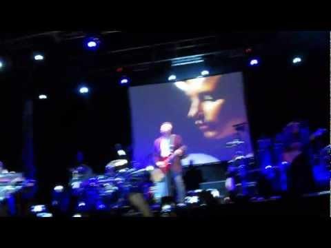 los temerarios ,en concierto en el convention center de portland or.