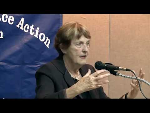 Dr. Helen Caldicott, Fukushima, Abolishing all Nuclear Threats, Global Warming