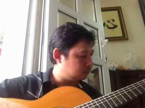 Cô đơn - Lê Hùng Phong - Guitar Solo