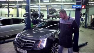 """Проект """"Вторичка"""": обзор Cadillac CTS II 3,6 AWD // АвтоВести 129"""