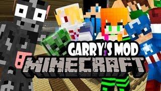 Garry's Mod En Minecraft 1.7.2 A LO BARATO LA GRANJA! C