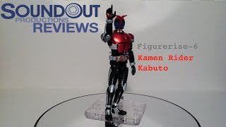 Soundout Review - Figurerise-6 - Kamen Rider Kabuto