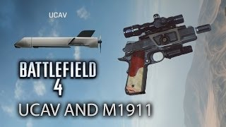 Battlefield 4: How To Unlock The UCAV And M1911 3X