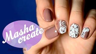 Дизайн ногтей видео колготки