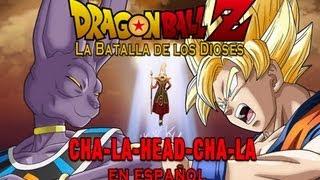 Dragon Ball Z La Batalla De Los Dioses-Opening En Español