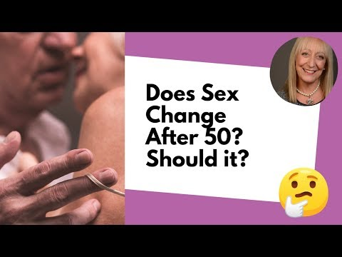 What's Different or the Same About Love and Sex After 50 | Over 50 Dating Tips for Women
