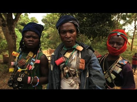 Anti-Balaka militia on the revenge path in the Central African Republic - BBC News