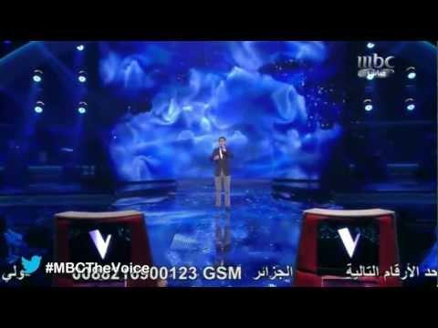 """قصي حاتم """"انا يا طير"""" -  #MBCTheVoice"""