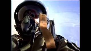 Wild Fly Mirage F1 Low Level Flying In Chad II