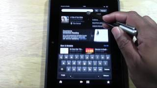 Kindle Fire HD For Beginners