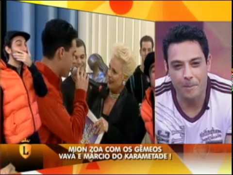 Vale a Pena Ver Direito com Márcio e Vavá - Legendários 05/05/2012