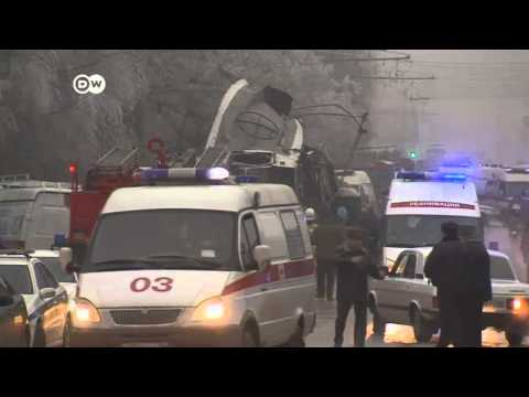 Second bomb in Volgograd | Journal
