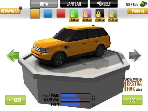 Traffic Racer - New Car (Range Rover)