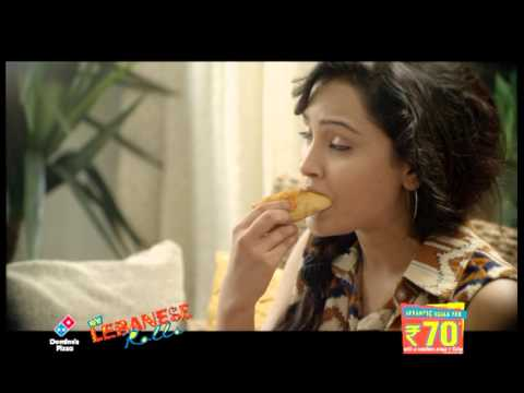 Domino's Lebanese Rolls New Ad - Kidney or He...