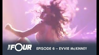 Evvie McKinney: Goes MAD On Stage and BRINGS THE HOUSE DOWN! | Finale | The Four