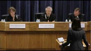 2010 Lile Moot Court Competition Final Round