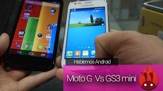 [Versus] Moto G Vs Galaxy S3 Mini