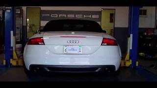 CS.diecast tuning modified audi TT roadster 1/18 scale videos