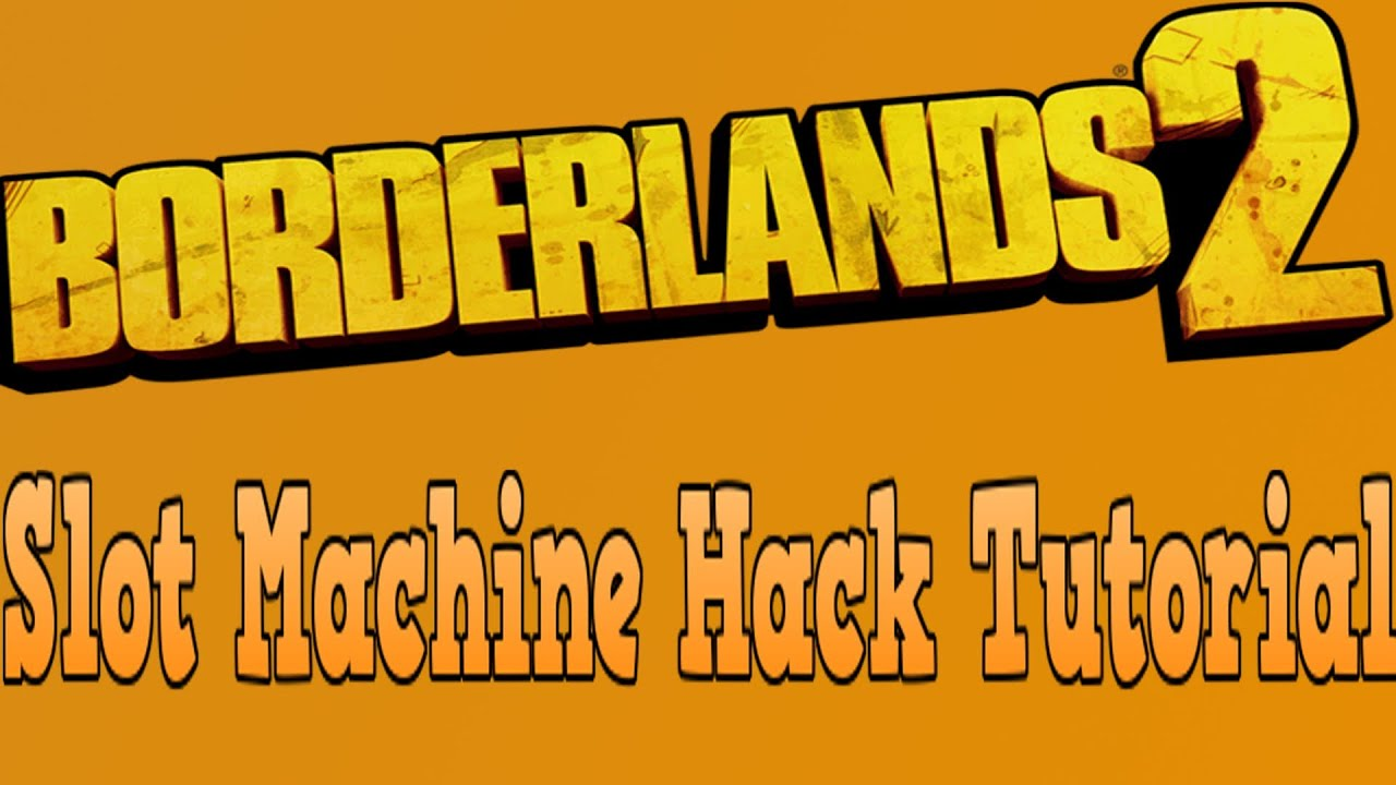 borderlands 2 engine slot machine