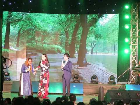 (fancam) Phi Nhung - Mạnh Quỳnh tại Liveshow 20 năm Tình Vẫn Đẹp part 2