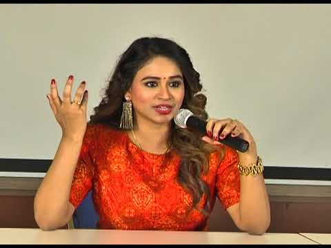Heroine Jayathi Press meet about Lacchi Movie