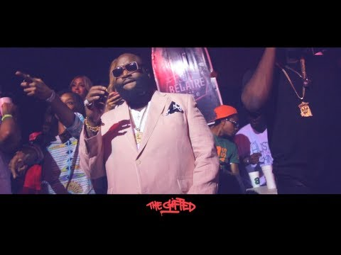 Rick Ross performs FUCKWITHMEYOUKNOWIGOTIT live at Mansion