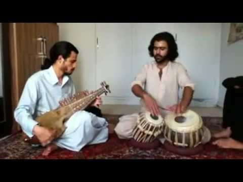 improvisation on baluchi rabab with tabla (faroogh rahmani & vahid opera)