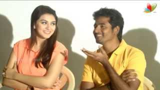 Hansika On Why She Accepted Maan Karate Press Meet