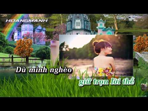 Karaoke - Hoa Cài Mái Tóc - Remix - Beat Chuẩn - Đào Phi Dương