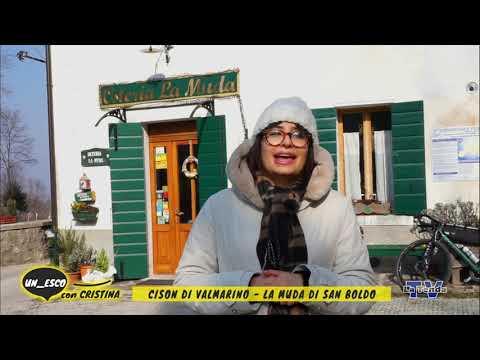 Un_esco con Cristina - Cison - La muda di San Boldo