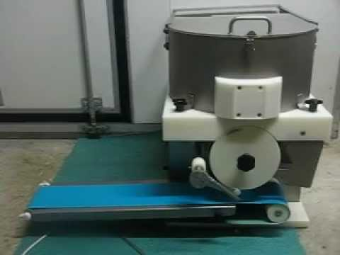 Formatic Burger Forming Machine 1.AVI - YouTube