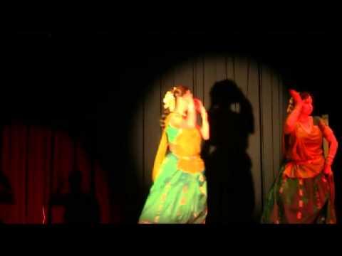 Sreoshi & Moumita performing At BADV - Banshi Sune ki Ghar e thaka jay .MTS
