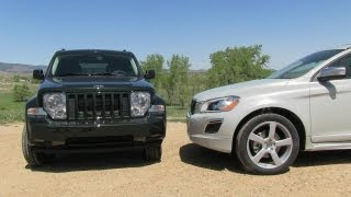 New Jeep Liberty Limited 2010 videos
