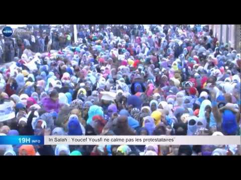 Ain salah: Youcef Yousfi ne calme pas les protestataires
