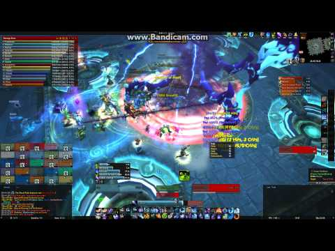 Project Trinity H Sha of Pride Frost Mage POV